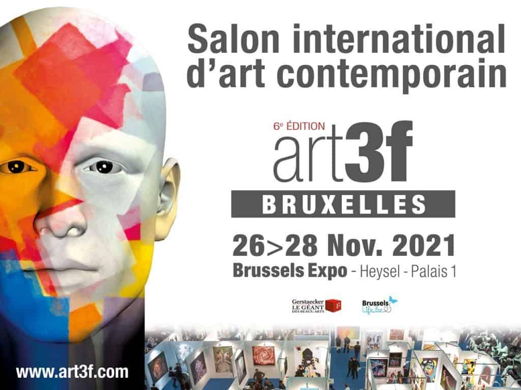 art3f Bruxelles nov 2021 François LESTRILLE