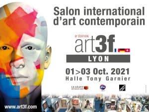 art3f Lyon oct 2021 François LESTRILLE