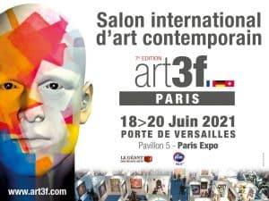 art3f Paris juin 2021 François LESTRILLE