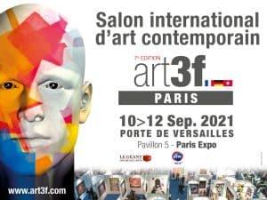 art3f Paris Septembre 2021 François LESTRILLE