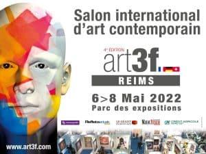 art3f Reims mai 2022 François LESTRILLE